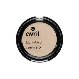 Avril Eye Shadow Beige Mat - Certified Organic