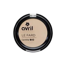 Avril Eye Shadow Beige Mat - Certified Organic