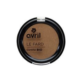 Avril Eye Shadow Noisette Irise -Certified Organic