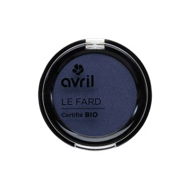 Avril Eye Shadow Bleu de Miniut Irise -Certified Organic