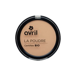 Avril Compact Powder Nude - Certified Organic