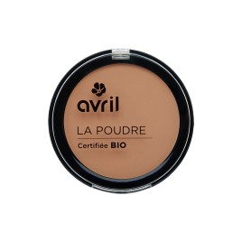 Avril Compact Powder Abricot  - Certiifed Organic
