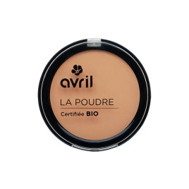 Avril Compact Powder Doree - Certified Organic