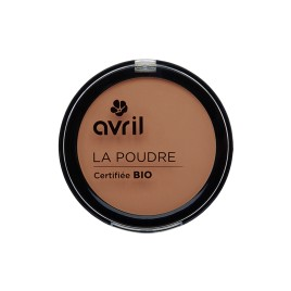 Avril Compact Powder Cuivre- Certified Organic