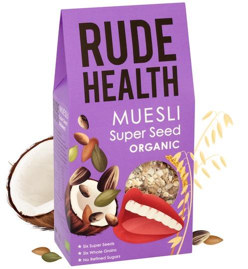 Super Seed Muesli-Rude Health