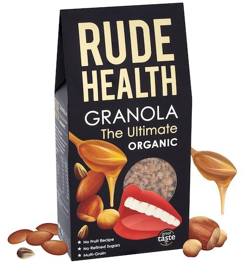 The Ultimate Granola-Rude Health