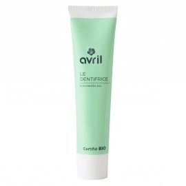 Avril Toothpaste with mint bio - 100ml - Certified organic