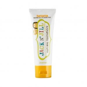 Jack N Jill Natural Calendula Toothpaste Banana Flavor