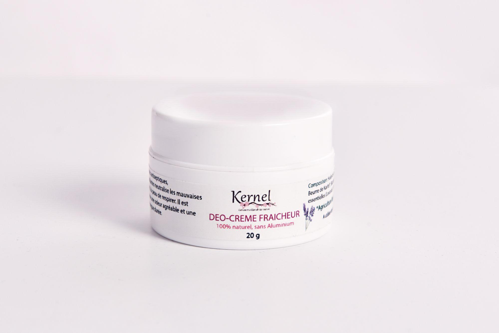 Kernel Organic Déodorant Crème fraîcheur (Cream deodorant)