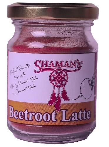 Shaman's Beetroot Latte